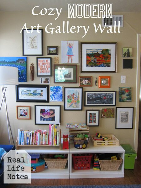 Art Gallery Wall