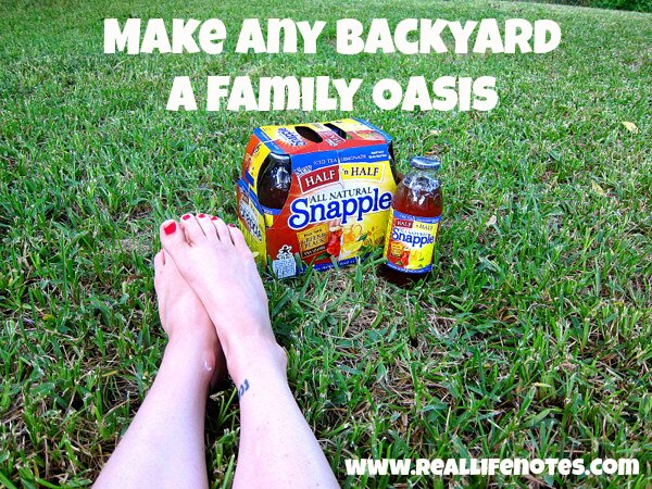 Make any Backyard a Family Oasis