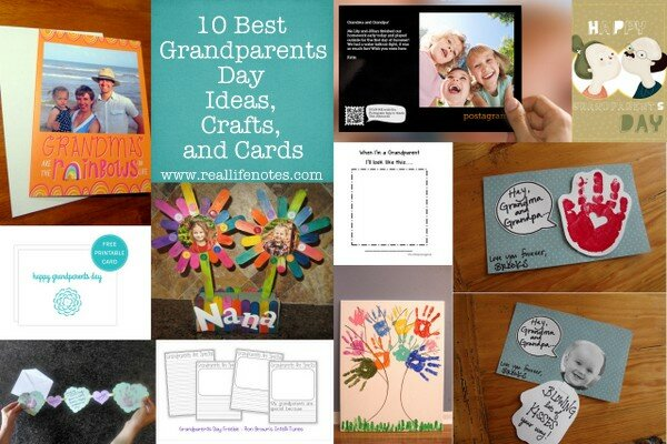 10 Best Grandparents Day Ideas
