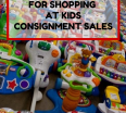 10 Tips for Shopping at Consignment Sales
