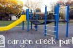 Canyon Creek Park, Richardson Parks