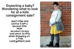 What to Buy at Kids Consignment Sales