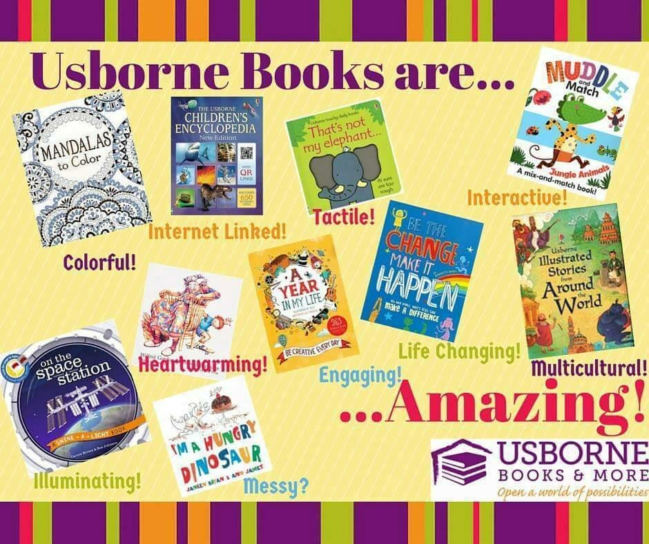 Search Usborne