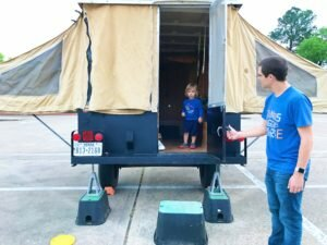 Bethany Chief Pop-Up Camper